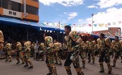Oruro Carnaval Celebration