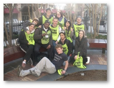Amizade volunteers in Washington DC