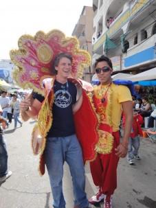 Michael in Bolivia