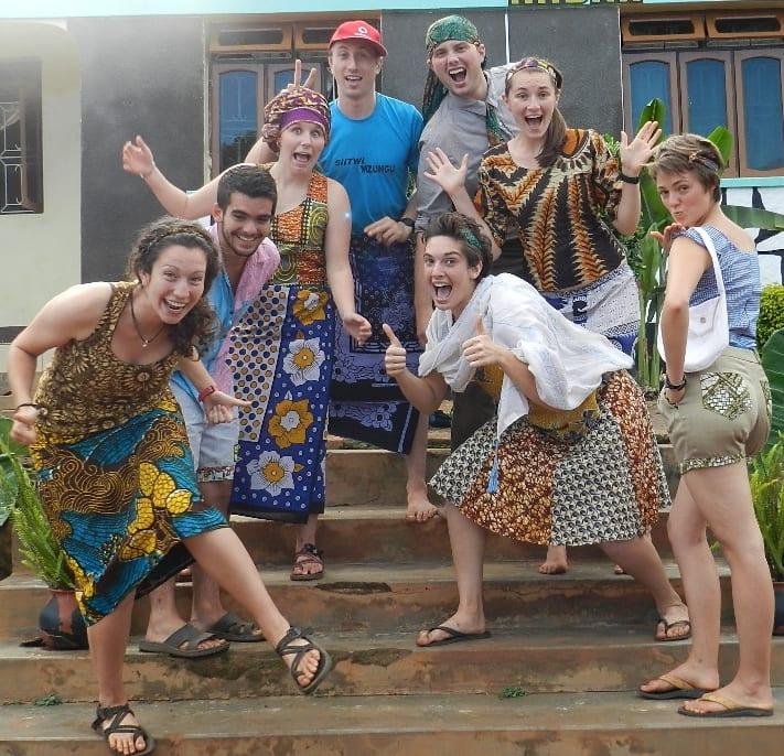 Amizade Spring Semester in Tanzania