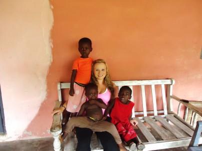 Sara in Ghana