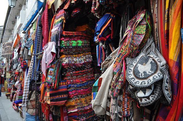 La Cancha Market Bolivia