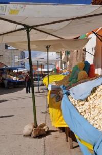 La Cancha in Bolivia