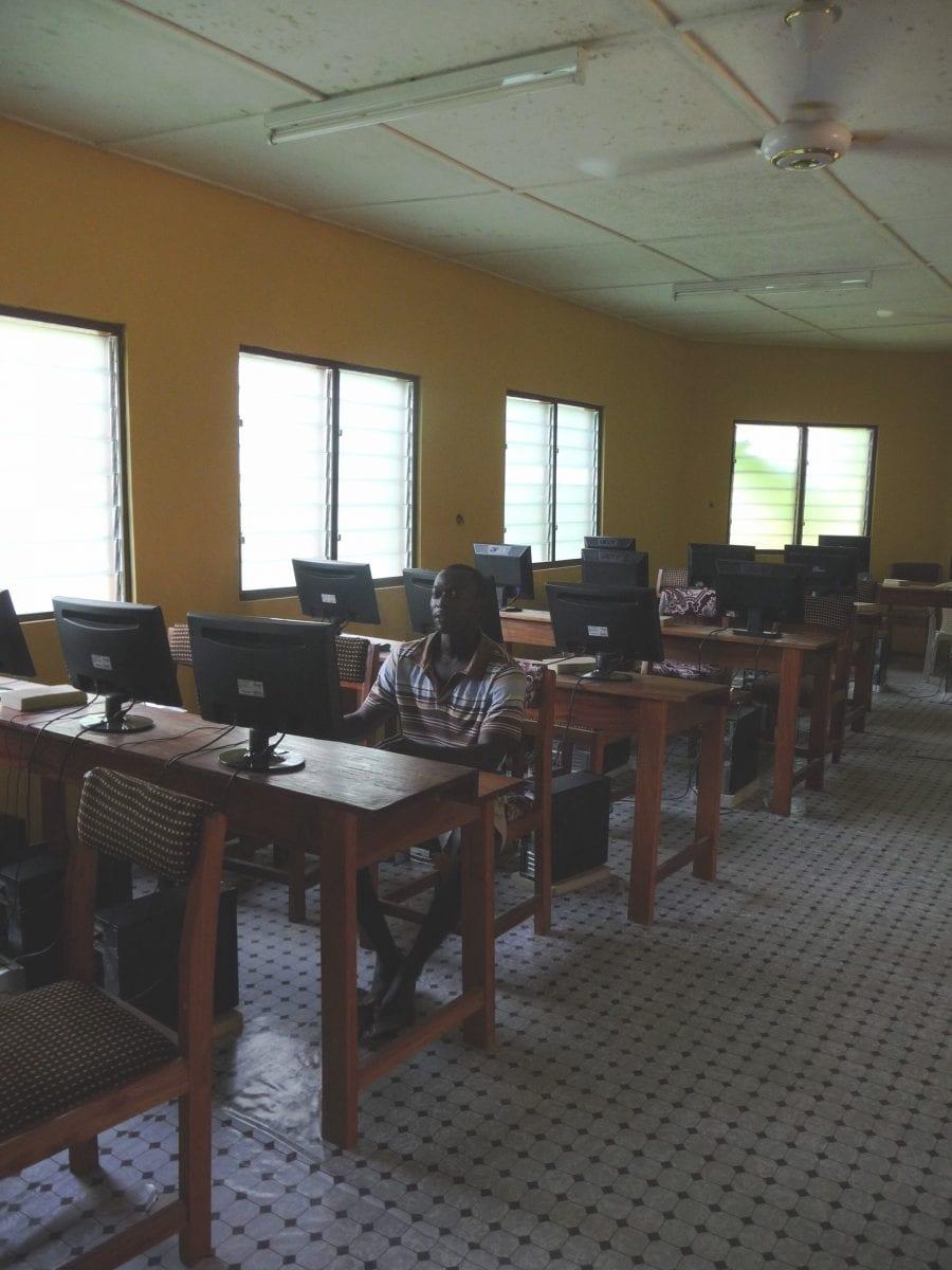 Ghana Computer Room