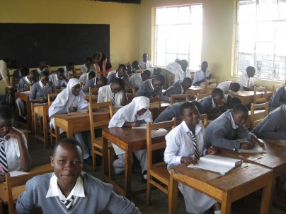Kayanga School Day
