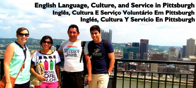 English Language, Culture, and Service in Pittsburgh