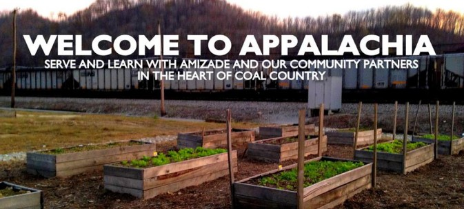 welcome to appalachia
