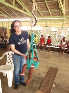 Amizade volunteer
