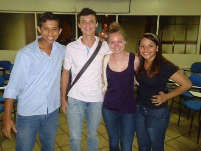 Meredith in Brazil