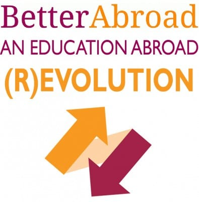 BetterAbroad: An Education Abroad (R)evolution