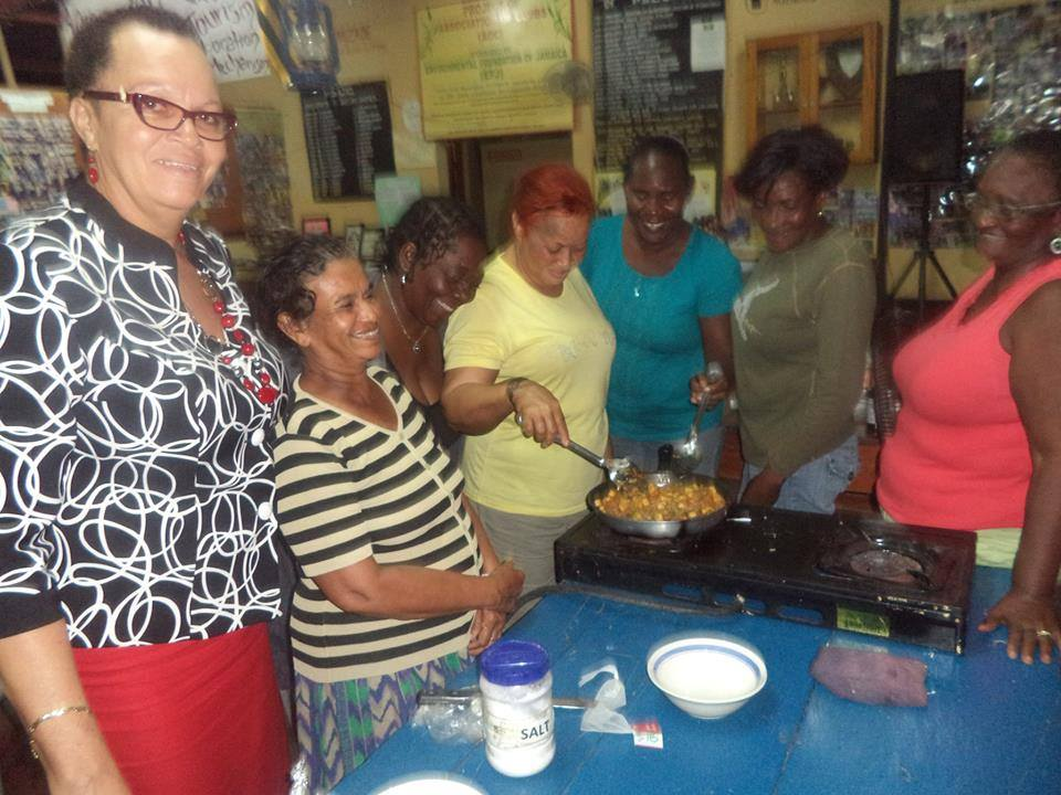 Jamaican Housemothers