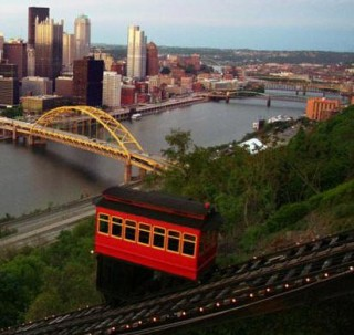 Duquesne Incline Railcar