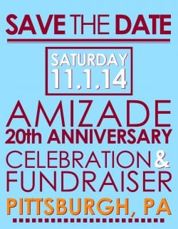 Amizade 20th Anniversary Celebration & Fundraiser