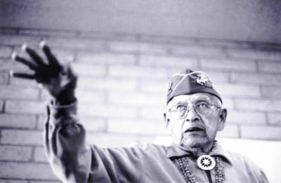 Navajo codetalker