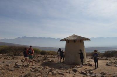 Exploring the Incan grain silos