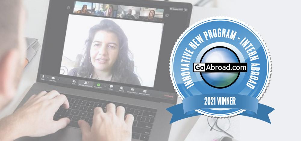 Amizade wins 2021 Go Abroad Innovation Awards
