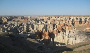 Coal Mine Canyon: A Hidden Wonder in the Navajo Nation