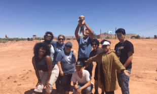 Sharing and learning in the Navajo Nation