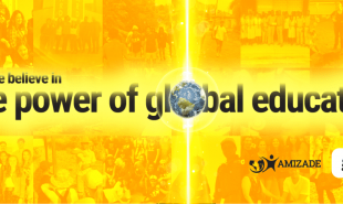 Believe in the power of global education