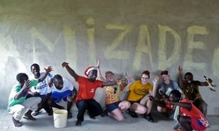 Winter Break in Ghana (1 of 4): Witnessing Globalization