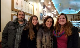 Strangers now second family: living with a host family in Barcelona