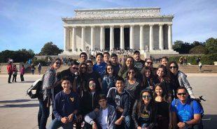 Amizade volunteer awarded prestigious scholarship in the U.S.