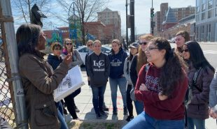 Reflecting on Service Learning in Washington, D.C.
