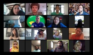 Overcoming COVID-19: Fulbright and Williamson meet virtually