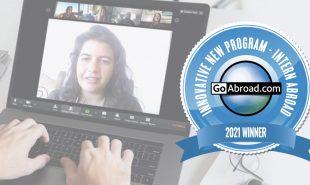 Amizade wins 2021 GoAbroad Innovation Awards