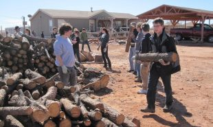 Keeping Warm in the Navajo Nation