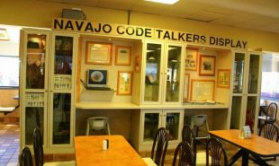 Celebrating Navajo Code Talkers Week, August 14 – 19, 2011