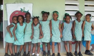 Volunteering and Learning at Galloway ECI, Jamaica