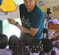 Visiting Schools in Jamaica