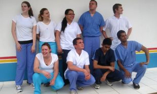 Summer Service in Santarem