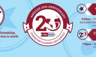 Amizade 20th Anniversary